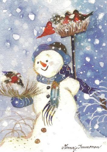 Die 104 besten Bilder zu Snowman auf Pinterest | Merry Christmas ...