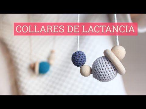 Tutorial paso a paso Collar de Lactancia en Ganchillo | Bluü