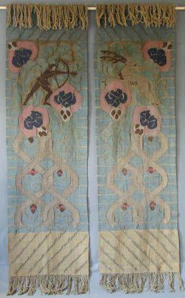 Frida Hansen Style Tapestries