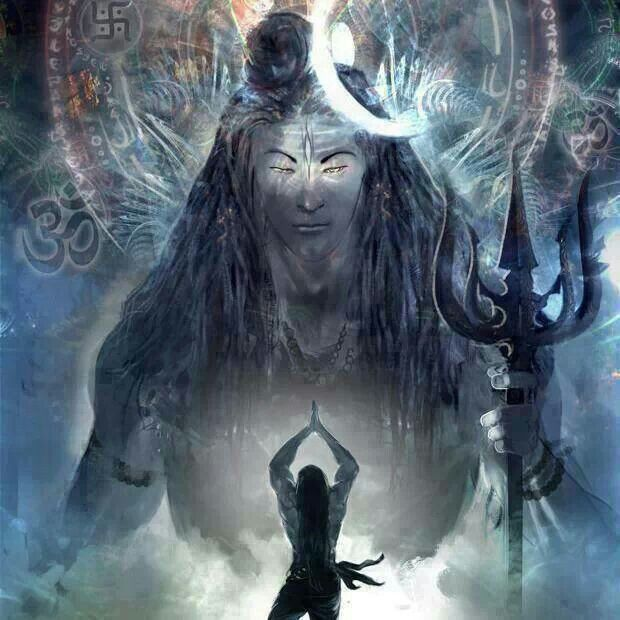 Avatar 2 Wallpaper: Lord Shiva In Rudra Avatar Animated Wallpapers