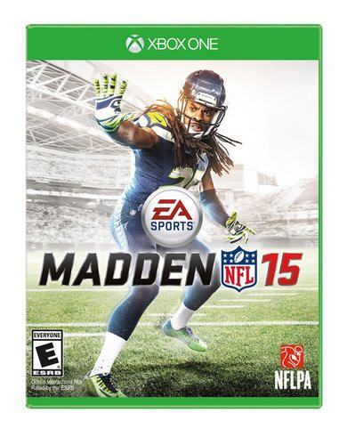 #Madden #NFL 15 for #XboxOne release date 8/26/14 pre-order now! Free Shipping + Earn 120 Reward Points!