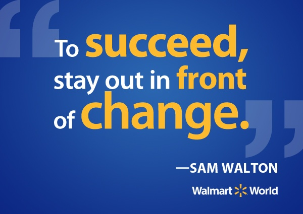 sam walton leadership style Browse famous sam walton leadership quotes on searchquotescom.