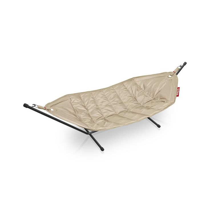 Fatboy Headdemock Double Hammock and Stand Sand - HDMDLX-SND