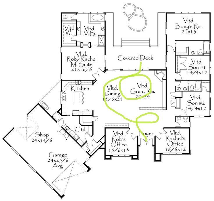 61 best European floor plans images on Pinterest House design