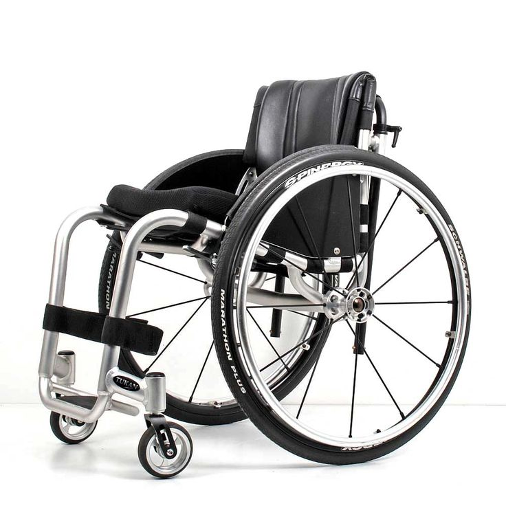 Wolturnus Tukan ADL rolstoel - Double Performance