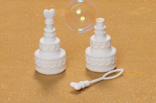 4 pieces montées à bulles