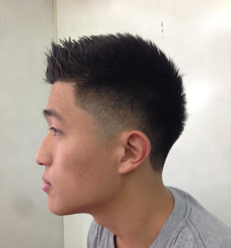 Fade Hairstyles Men Men Faux Hawk Fade Hairstyles Men Hair ...