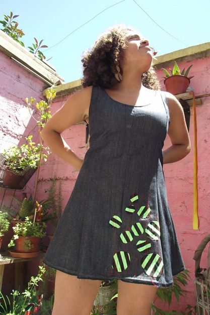 vestido de Küi