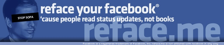 Reface your Facebook