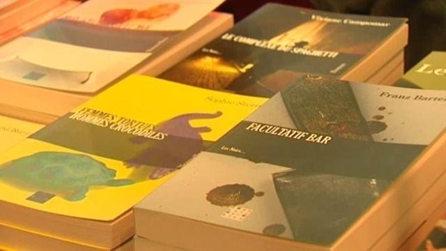 Colmar : le bazar du 23ème Salon du livre