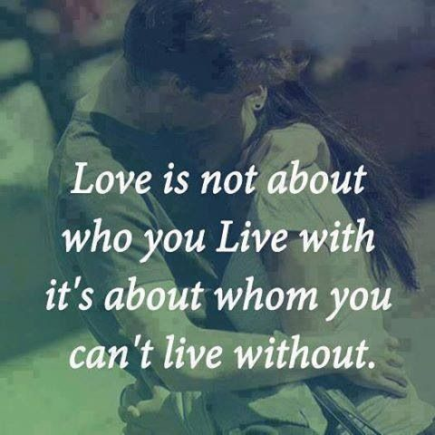 relationship cant live without quotes