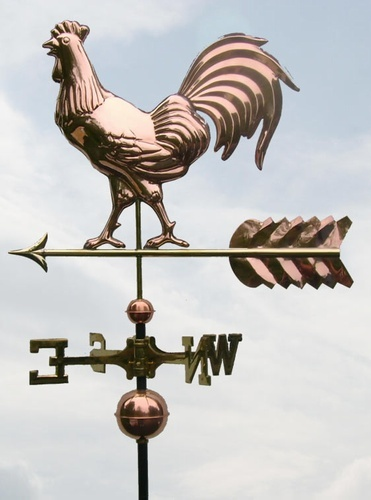 Weathervanes of Maine - Smithsonian Rooster