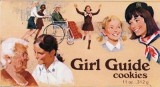 Girl Guides of Canada Cookie Box 1978