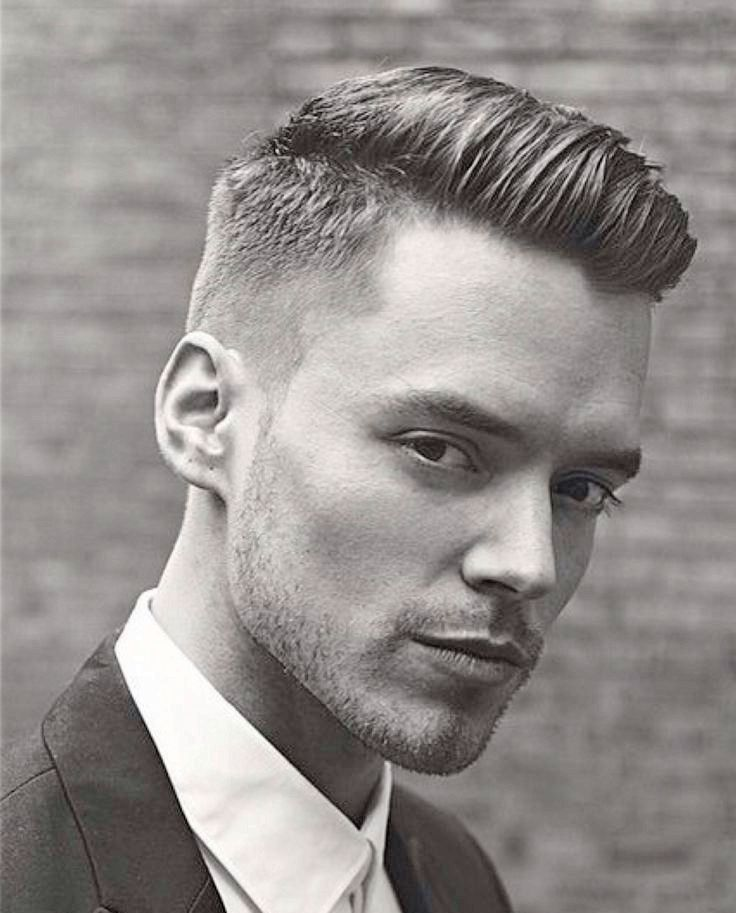 Marvelous 1000 Ideas About Thick Hair Men On Pinterest Men39S Haircuts Short Hairstyles Gunalazisus