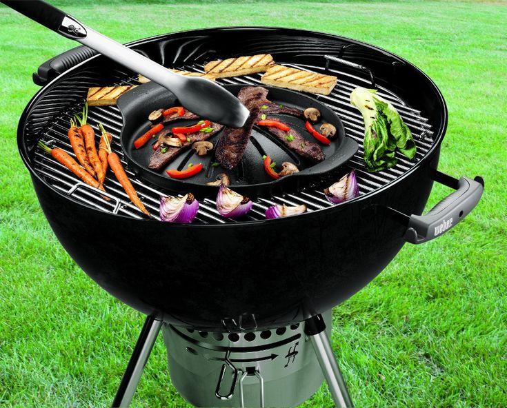 Het binnenste pannetje... Weber Gourmet BBQ Systeem - Koreaanse Barbecue - BBQ (barbecue) & barbeque accessoires kopen