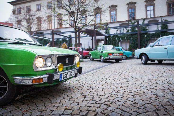 Skoda 120 Prague