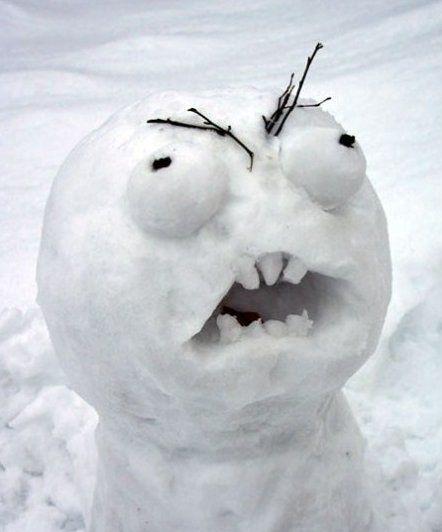 Snow- WTF!!!!!!