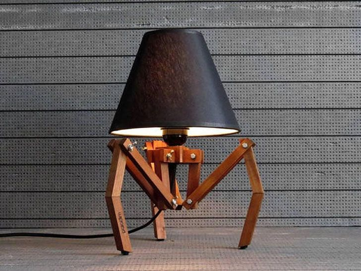 50 Best Unique Table Lamps You Can Buy In 2020 Awesomee Stuff 365 Table Lamp Unique Table Lamps Industrial Desk Lamp