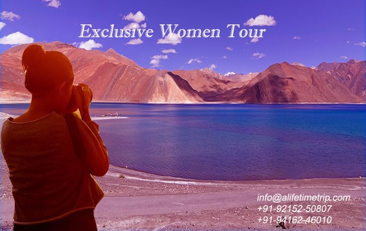 Woman Special Group Tour To Ladakh