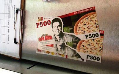 Papa John's Pizza, A fresher way to enjoy pizza!