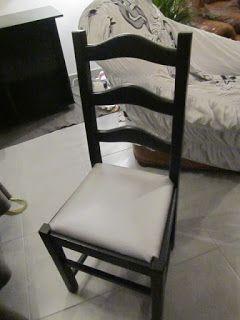 17 best ideas about sous couche peinture on pinterest for Recouvrir une chaise en paille