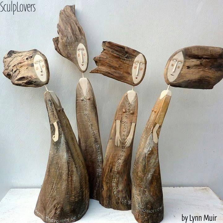 Love these by Lynn Muir