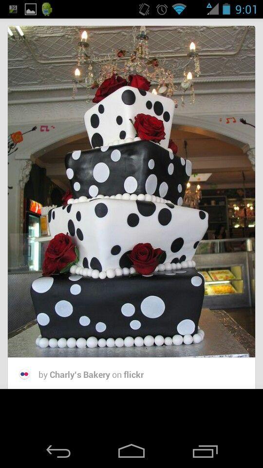 Wedding Cake Steps