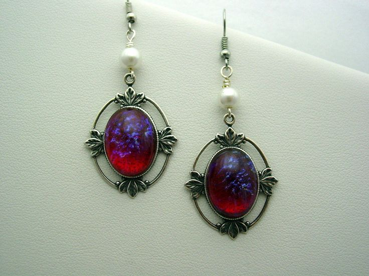 dragon's breath earrings