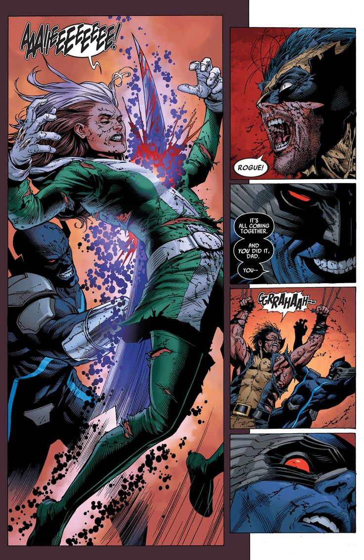 Uncanny Avengers (2012) Issue #14 - Read Uncanny Avengers (2012) Issue #14 comic online in high quality