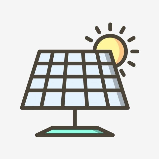 Solar Panel Vector Icon Solar Panel Clipart Solar Icons Solar Panel Png And Vector With Transparent Background For Free Download Solar Panels Climate Change Design Vector Icons Free