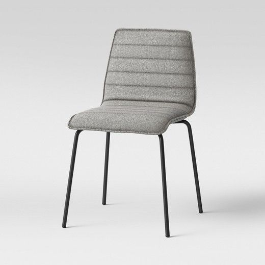 Salk Modern Quilted Dining Chair