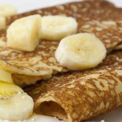 Aprenda a fazer panquecas de banana - Imagem ilustrativa - Foto:Getty Images