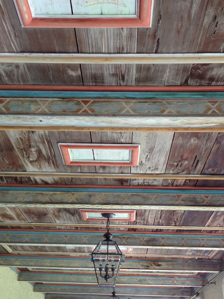 98 Best Pecky Cypress Ceiling Images On Pinterest Dinner