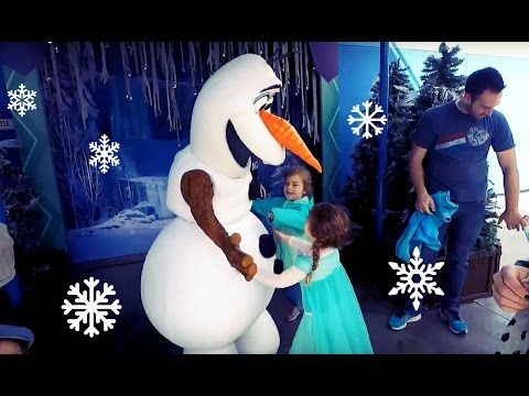 How we did Disney California Adventure Park! Meeting Olaf, Talking with Crush and riding so many rides!