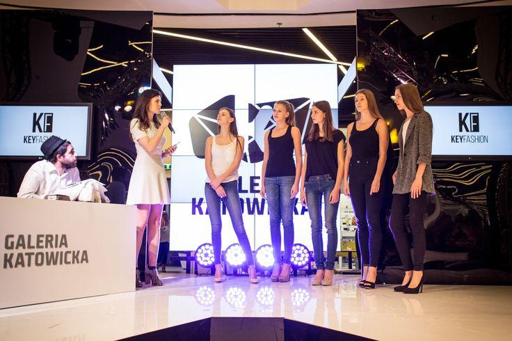Finał castingu Avant Models i Glamour #KatowiceFashionWeek 24.10.2015