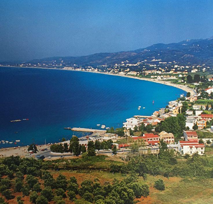 Roda Corfu Greece