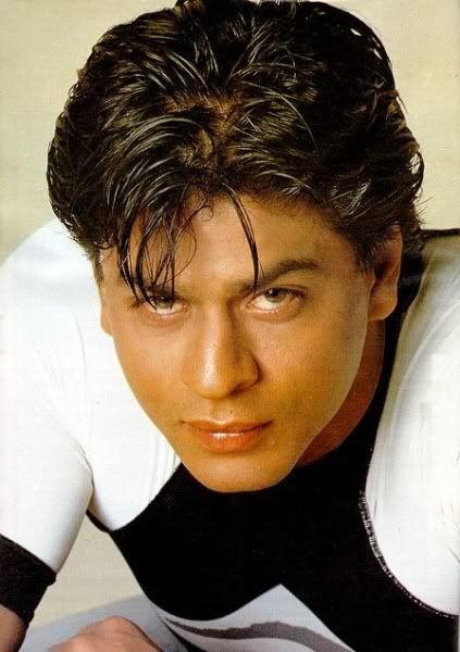 Shahrukh Khan. Bollywood Actor.