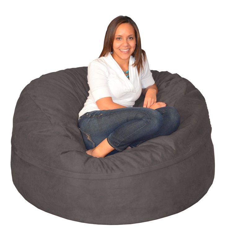 Bean Bag Sofa  Amazoncom Sofa Sack Bean Bags Bean Bag Chair 5 Feet ... cb8c2d688812a