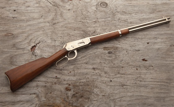 ❦ Winchester Model 1894 .32 Caliber Lever Action Rifle          Sold for $ 2,300