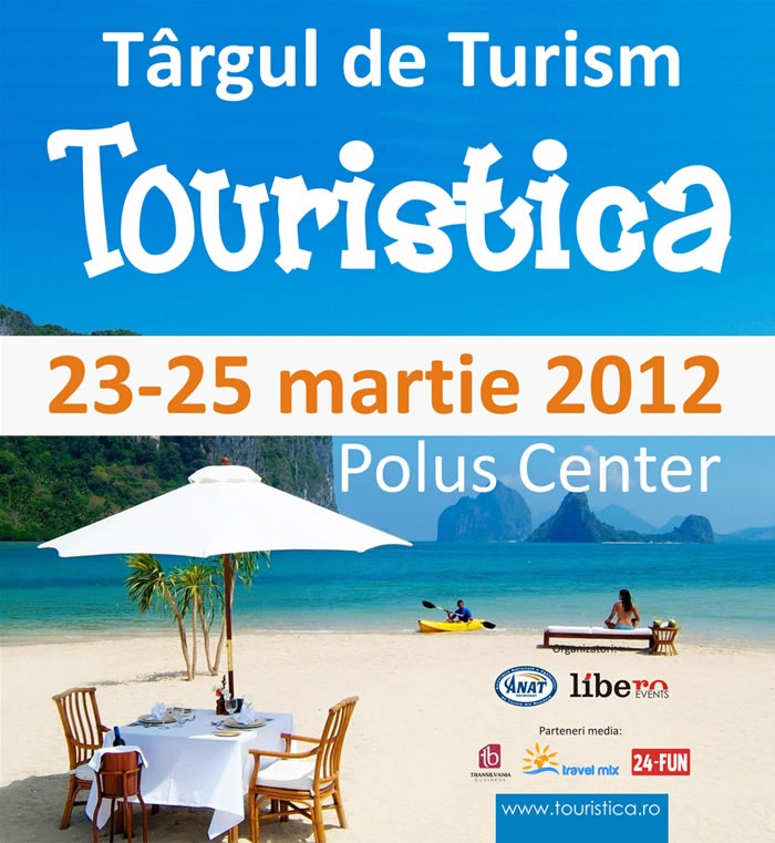 Targul de Turism  Touristica- Editia a 6-a