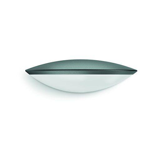 Steinel LED Sensor-Leuchte L 825 LED IHF Downlight anthrazit, Außen Sensor-Lampe mit Hochfrequenz Bewegungsmelder, modern und energieeffizient, Ideale Außenleuchte für Eingang und Hausfront, Dauerlicht optional, aus Aluminium, 007172 - http://led-beleuchtung-lampen.de/steinel-led-sensor-leuchte-l-825-led-ihf-downlight-anthrazit-aussen-sensor-lampe-mit-hochfrequenz-bewegungsmelder-modern-und-energieeffizient-ideale-aussenleuchte-fuer-eingang-und-hausfront-dauerl/ #Außenleu