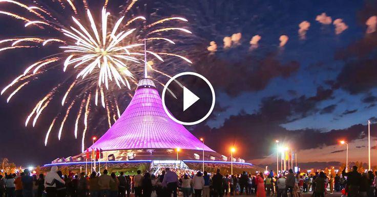 Laissez-vous émerveiller par l'architecture futuriste d'Astana, la somptueuse capitale du Kazakhstan   SooCurious