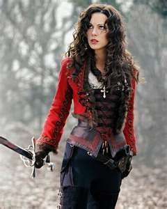Anna Valerious: I think if you're going to kill somebody, kill them! Don't stand around talking about it! - Van Helsing