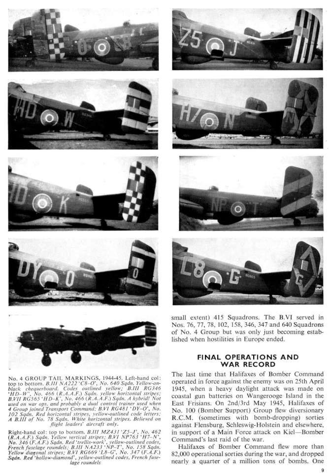 Handley-Page Halifax (11) Page 09-960