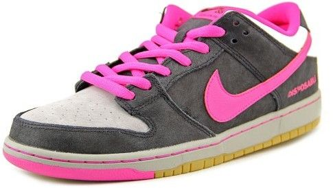 Nike Dunk Low Premium Sb Women US 11.5 Black Sneakers