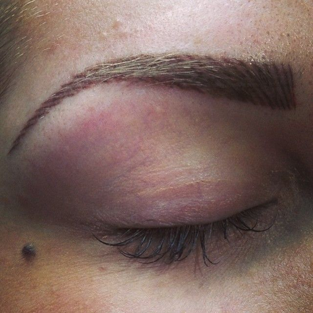 17 best images about tattoos eyebrow on pinterest