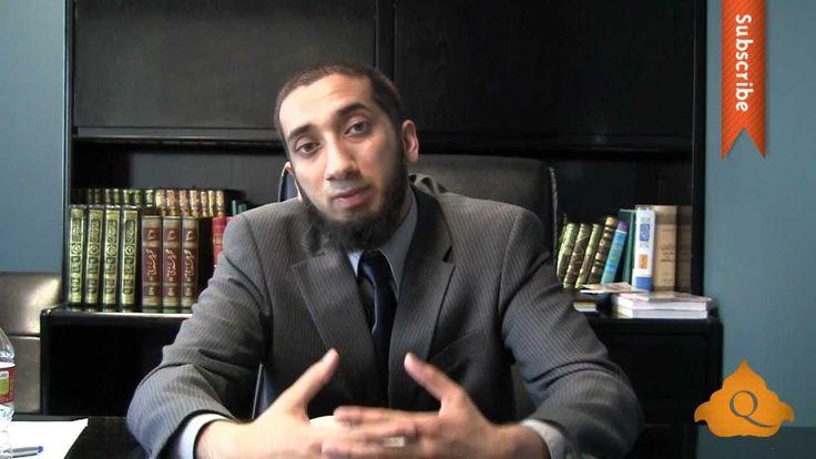 My fav video of Nouman Ali Khan →→ Allah is Near - Nouman Ali Khan - Quran Weekly