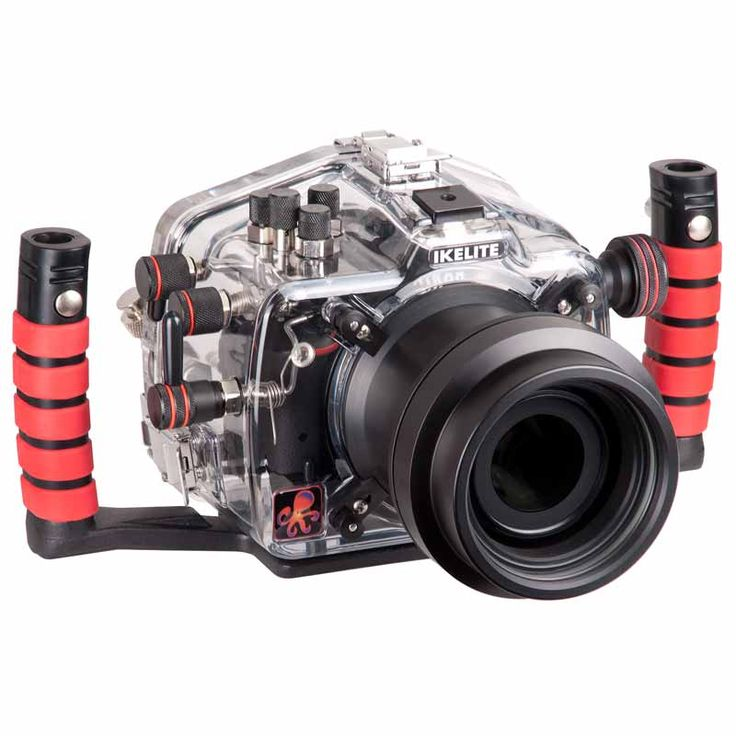 Ikelite Underwater Housing for Nikon D5500 DSLR