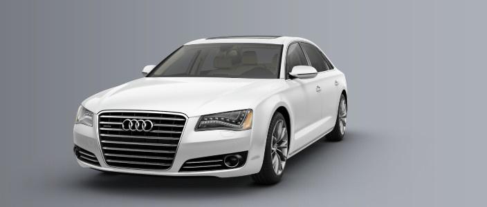 Build Your Audi A8 > 2012 Audi A8 > Audi of America
