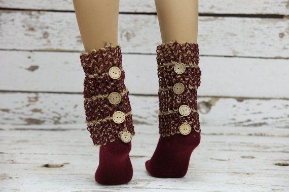BOHO WOMEN SOCKS SocksGirls SocksBoots by DayfitFashion on Etsy, $26.99
